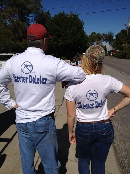 Skeeter Deleter Shirt