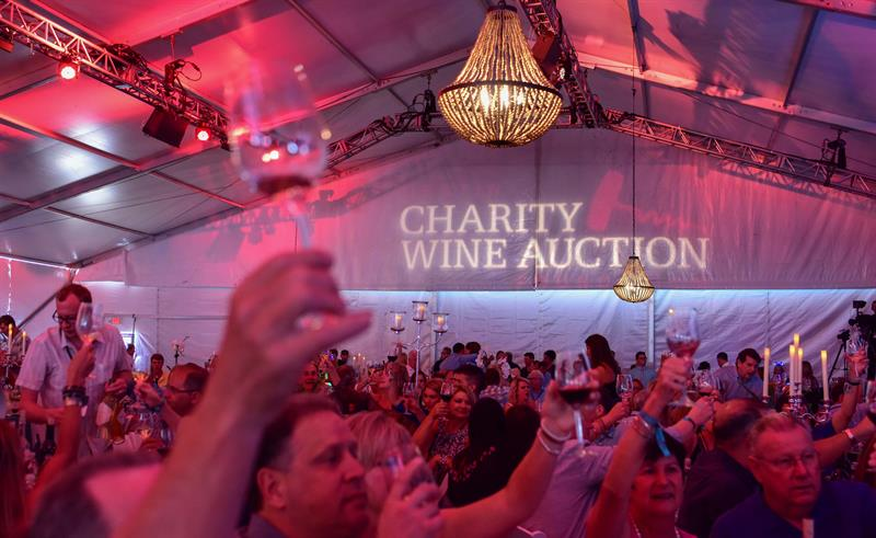 Charity Wine Foundation