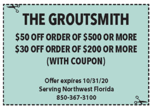 Coupons Sowal Oct 2020 Groutsmith