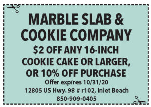 Coupons Sowal Oct 2020 Marble Slab
