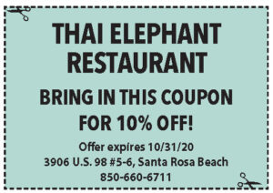 Coupons Sowal Oct 2020 Thai Elephant