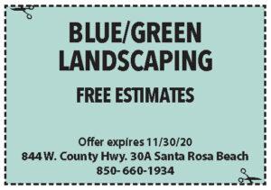 Sowal Nov 2020 Coupons Bluegreen