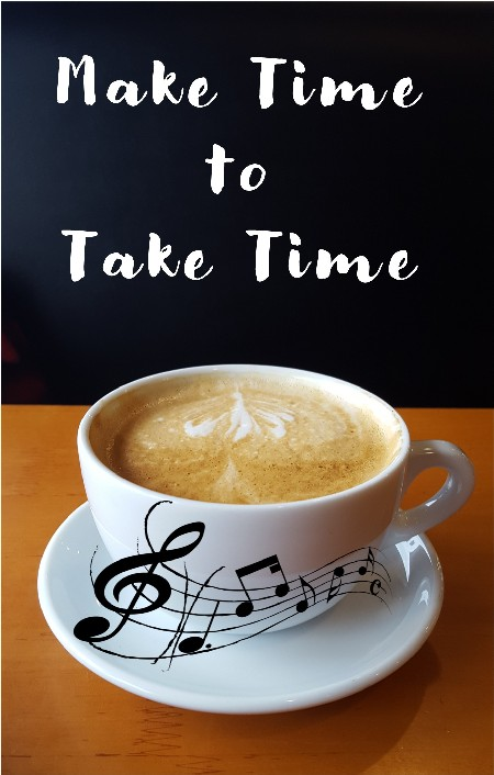 Artwork Studio 237 Music Take Time To Make Time Nov 2020