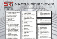 Sri Disaster Checklist2