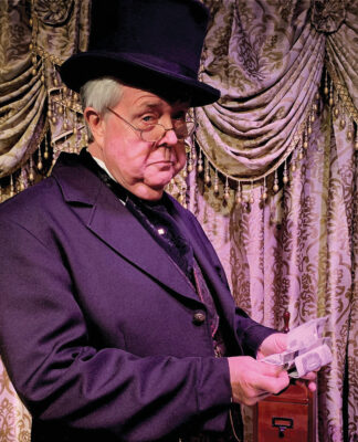 Ectc Bruce Collier In A Christmas Carol