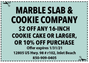 Sowal Jan 2021 Coupons Marble Slab
