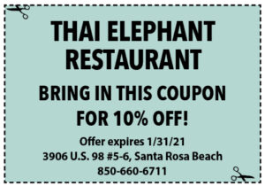Sowal Jan 2021 Coupons Thai