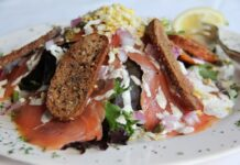 Flickr Salmon Salad Marlin