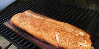 Seafood Salmon