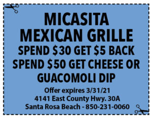 Sowal Coupons March 2021 Mi Casita