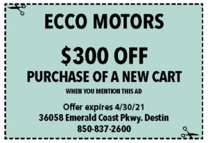 Sowal Coupons Ecco Motors April 2021