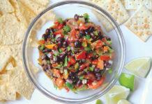 Mexican Caviar Dip