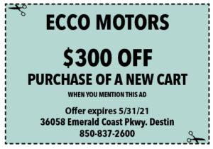 Sowal May 2021 Ecco Motors