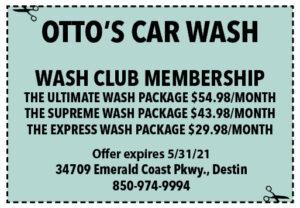 Sowal May 2021 Ottos Car Wash