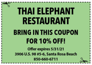 Sowal May 2021 Thai Elephant
