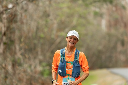Carolann Dunbar Marathon Photo