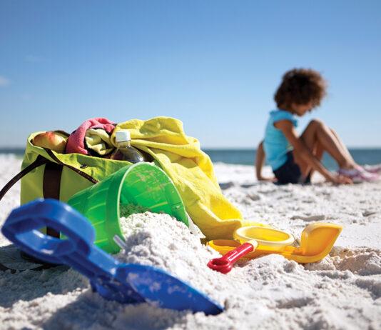 Beach Day.