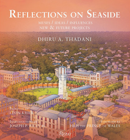 Reflections On Seaside Book Cover Copy