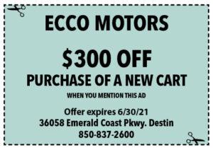 Sowal June 2021 Coupons Ecco Motors