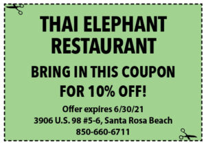 Sowal June 2021 Coupons Thai Elephant