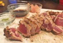 Angry Tuna Filet