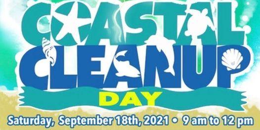 International Coastal Cleanup September 18th